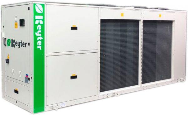Argia - ARGIA KWH Kaltwassersätze und Multiscroll-Wärmepumpen mittlerer Leistung mit Kältemittel R134a / R513A