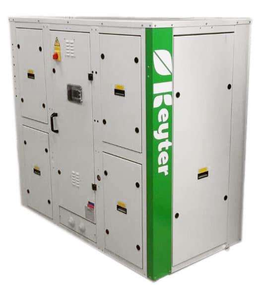 MEDEA - Kaltwassersätze und Multiscroll-Wärmepumpen mittler Leistung